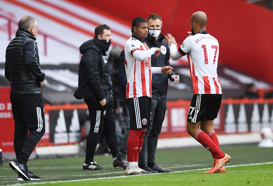 <p>Sheffield United have struggled for goals so far this season</p>Reuters