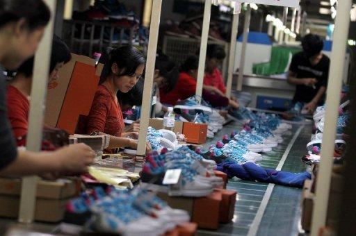 China manufacturing grows for second month