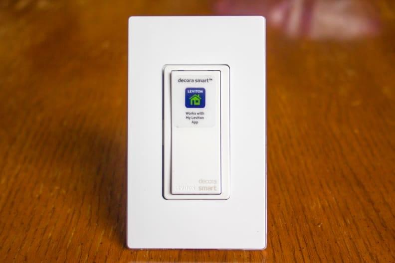 Best smart home gifts of 2019: Leviton Decora Smart Switch (WiFi)