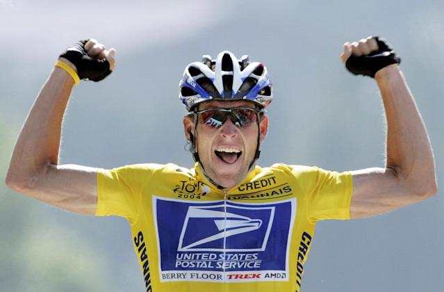 Lance Armstrong reached a $5 million settlement with the federal government on Thursday after years of legal battle. (REUTERS)