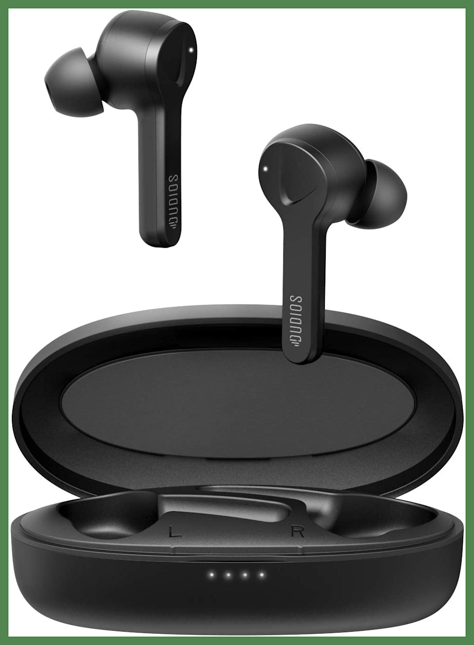 For Prime members only: Save $5 on these Dudios True Wireless Earbuds. (Photo: Amazon)