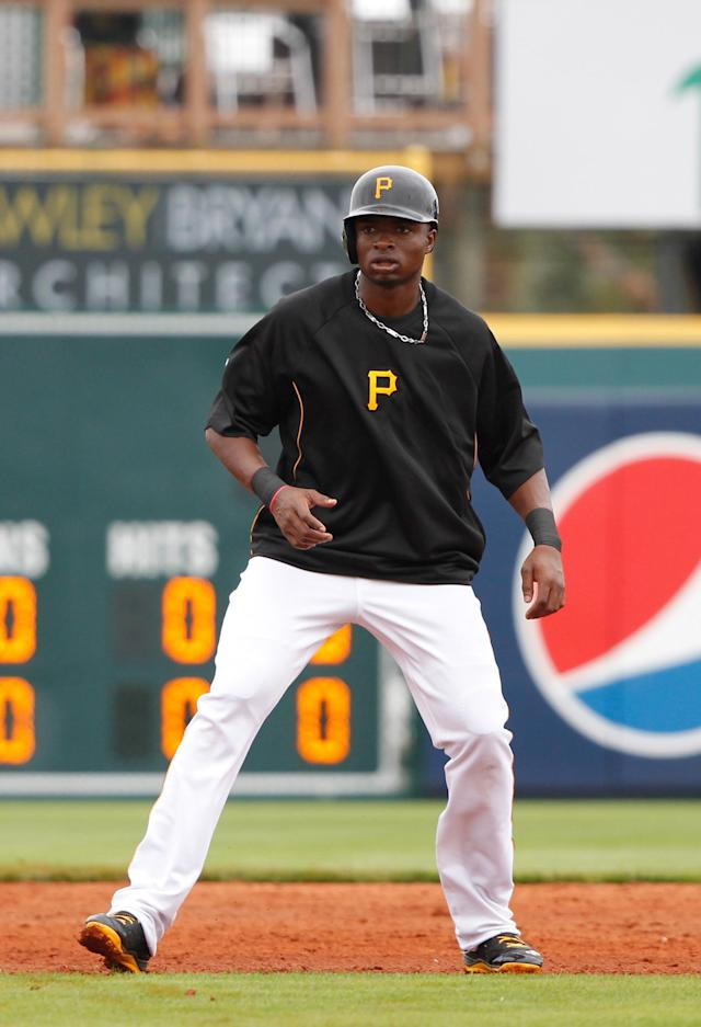 Polanco has finally arrived in Pittsburgh. (USAT)
