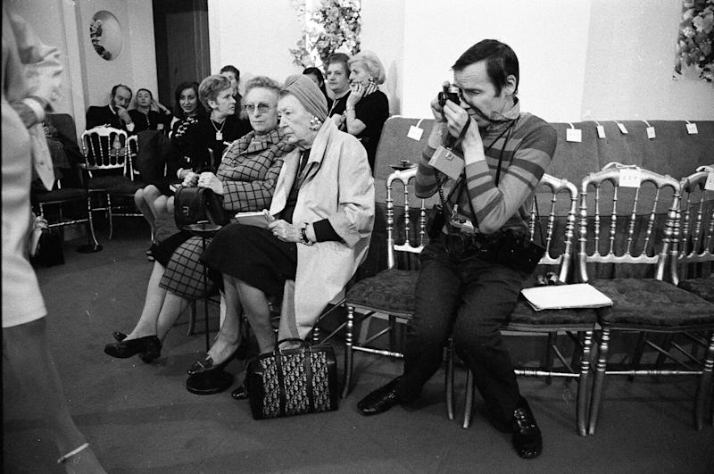The Times of Bill Cunningham Delightfully Captures the Fashion Photographer's Artistry—and His More Sensitive Side