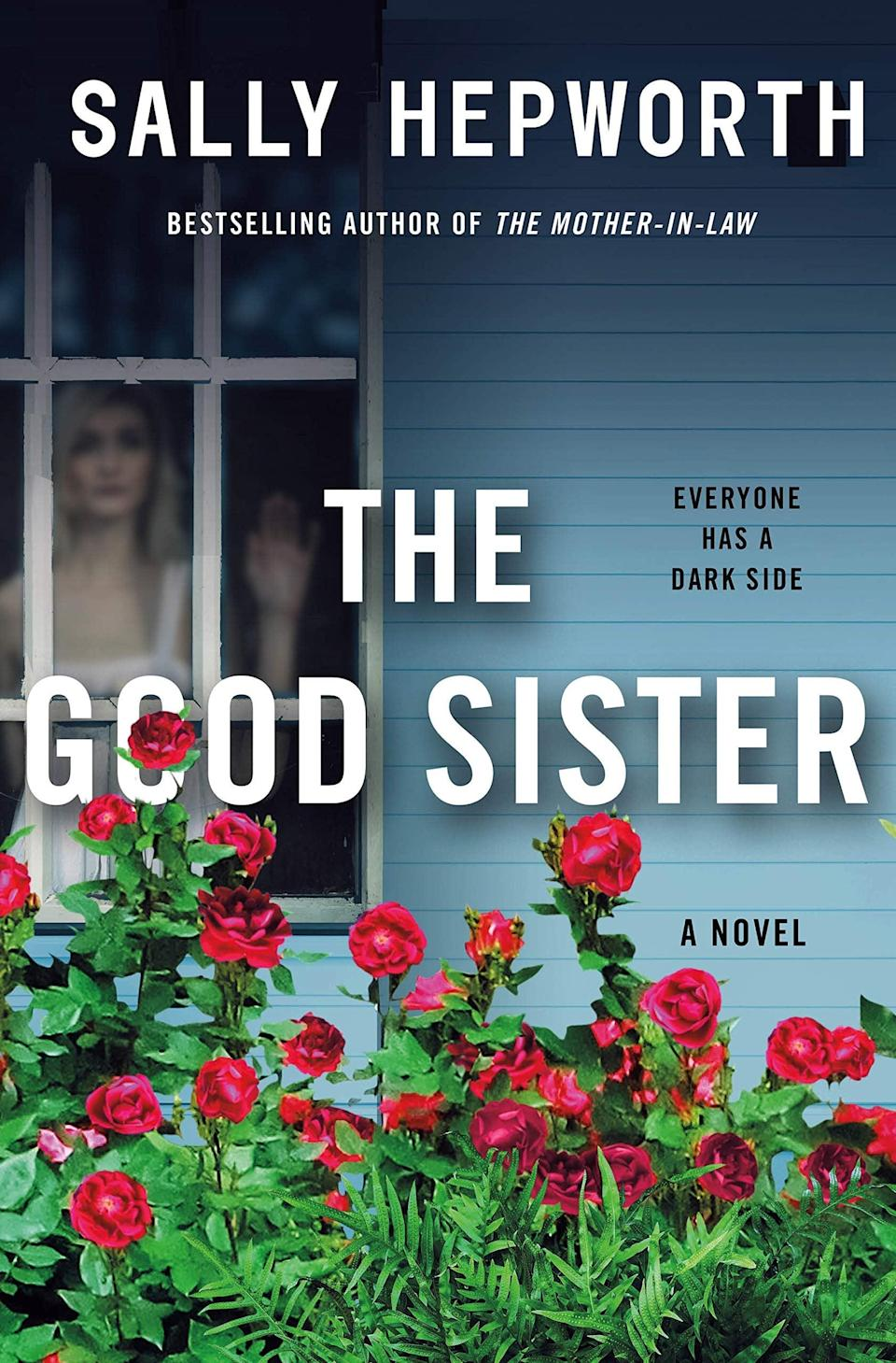"<p>Sally Hepworth weaves an unsettling tale of sisterly love and dark secrets in <a href=""https://www.amazon.com/Good-Sister-Novel-Sally-Hepworth/dp/1250120950"" class=""link rapid-noclick-resp"" rel=""nofollow noopener"" target=""_blank"" data-ylk=""slk:The Good Sister""><strong>The Good Sister</strong></a>. Fern knows she owes everything to her twin sister Rose, so when Rose discovers she can't get pregnant, Fern decides to give her sister a baby - but her seemingly kind act will lead to a shocking turn of events. </p> <p><em>Out April 13</em></p>"