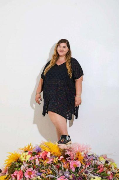 Tamara Malas is the founder of a successful clothing brand praised for its size inclusivity and fashion-forward designs.  (Tamara Malas)