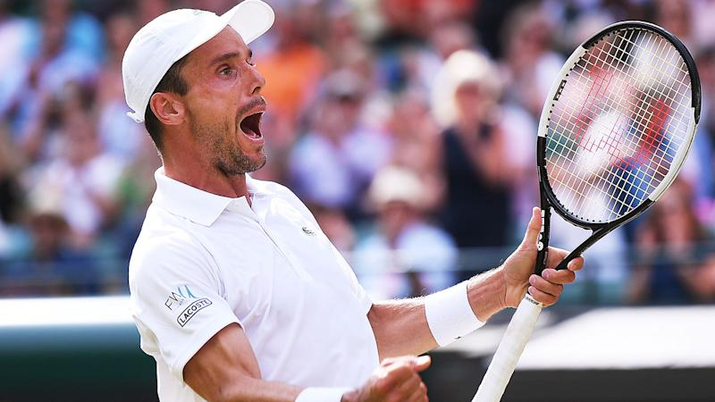 Roberto Bautista Agut has had to change his bucks party plans on the fly after making the semi-finals at Wimbledon.