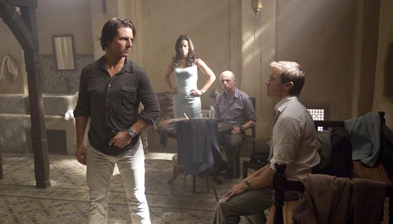 Mission Impossible IV – Ghost Protocol