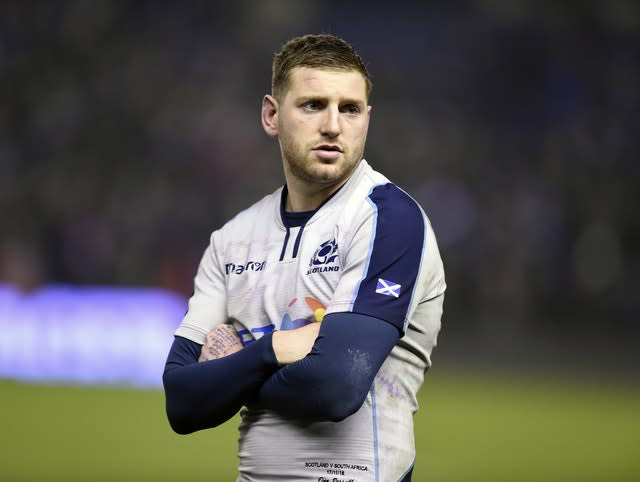 Finn Russell's international exile continues
