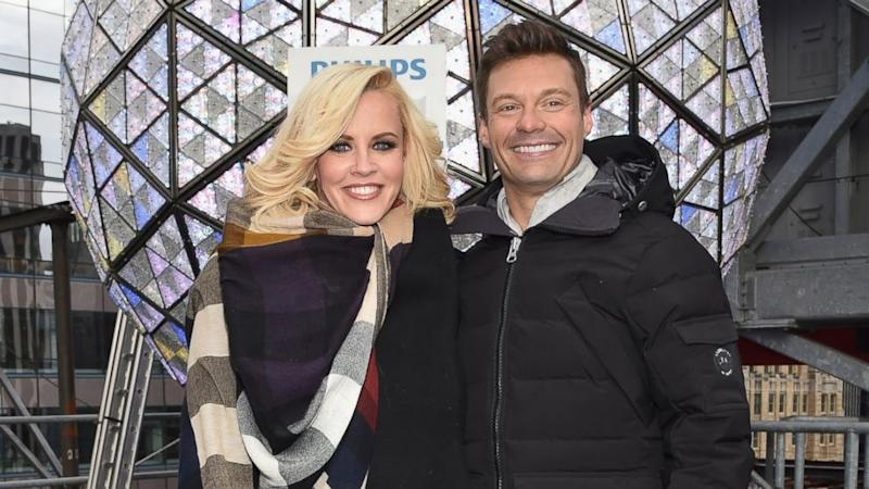 Ryan Seacrest, Jenny McCarthy Share New Year's Resolutions Ahead of 'Dick Clark's New Year's Rockin' Eve'