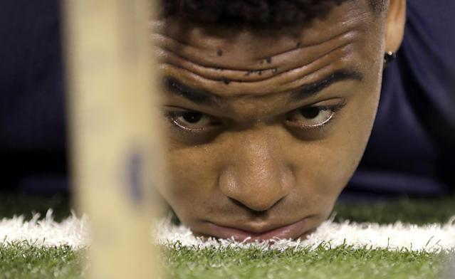 LSU's Jamal Adams is a natural-born leader and should make a fine NFL safety. (AP)