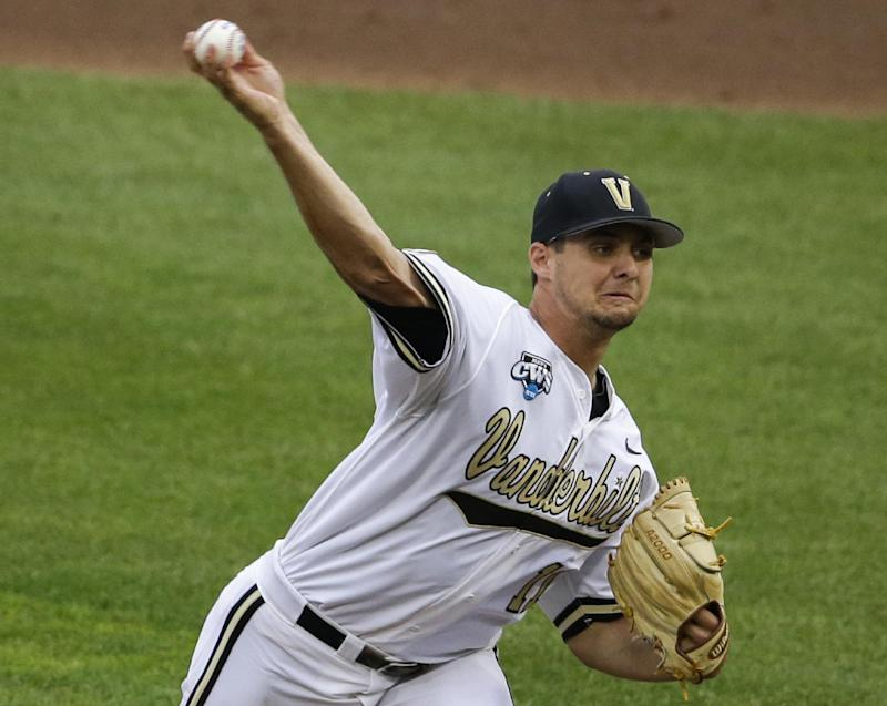 UC Irvine can't crack Buehler in 6-4 loss to Vandy