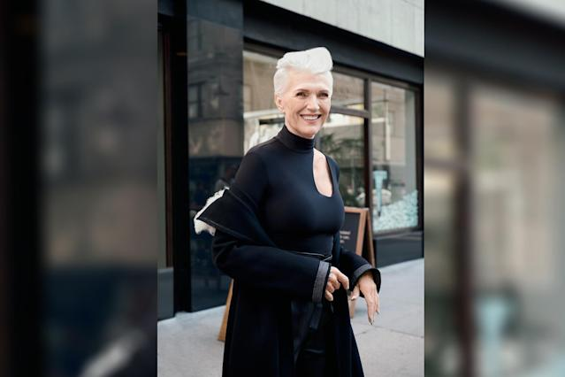 Maye Musk is officially a CoverGirl. (Photo: Covergirl)