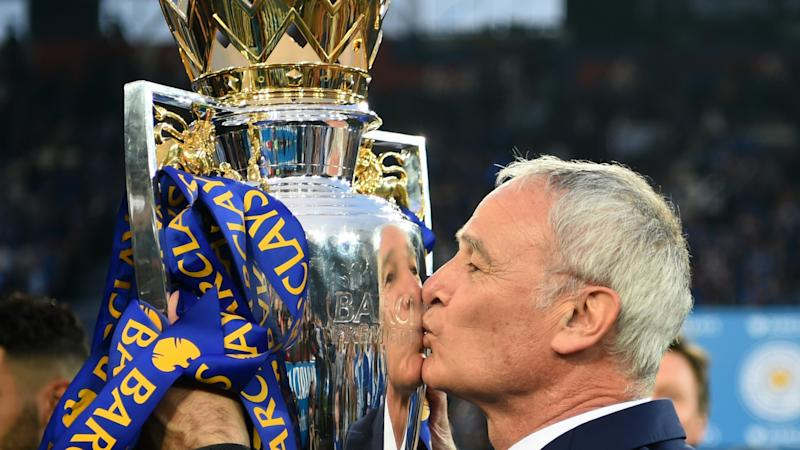 Ranieri pens extended Leicester deal