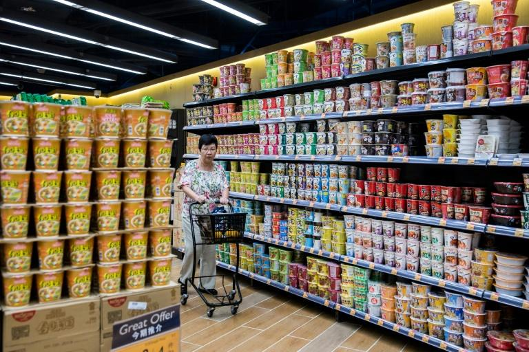 Instant noodles are big business in many parts of Asia