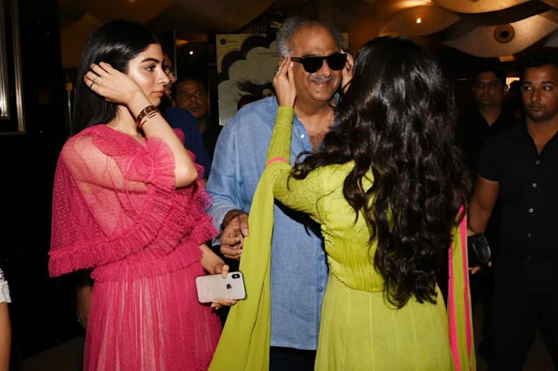 Dhadak Trailer Launch (14)