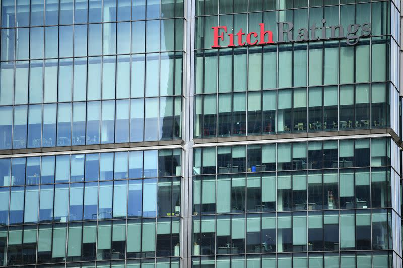 Fitch cuts India's sovereign rating outlook to 'negative'