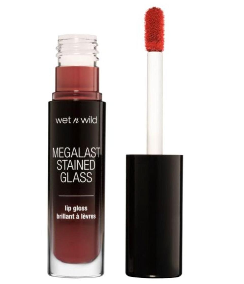 <p>For all the lipgloss lovers out there who find reapplying a major buzzkill, meet your new BFF: the <span>Wet N Wild Mega Last Stained Glass Lip Gloss</span> ($6) AKA the first transfer-proof lipgloss on the market that claims an eight-hour wear-time.<br></p>