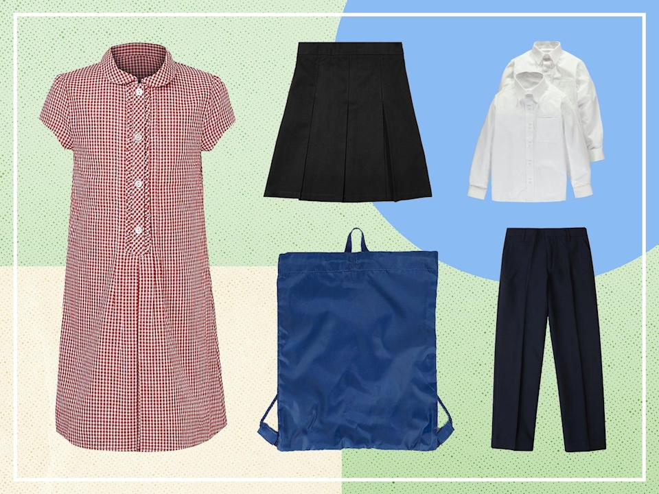 From reinforced knees to stain-resistant materials, these garments are sure to be able to take whatever your kids throw at them (iStock/The Independent)