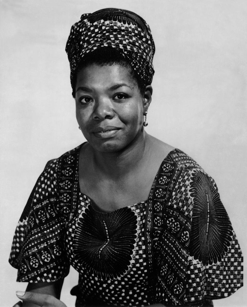 <p><strong>'You may shoot me with your words, you may cut me with your eyes, you may kill me with your hatefulness. But still, like air, I rise.'</strong></p><p>One verse from Maya Angelou's inimitable poem Still I Rise, first published in 1978.<strong><br></strong><strong><strong><br></strong></strong></p>