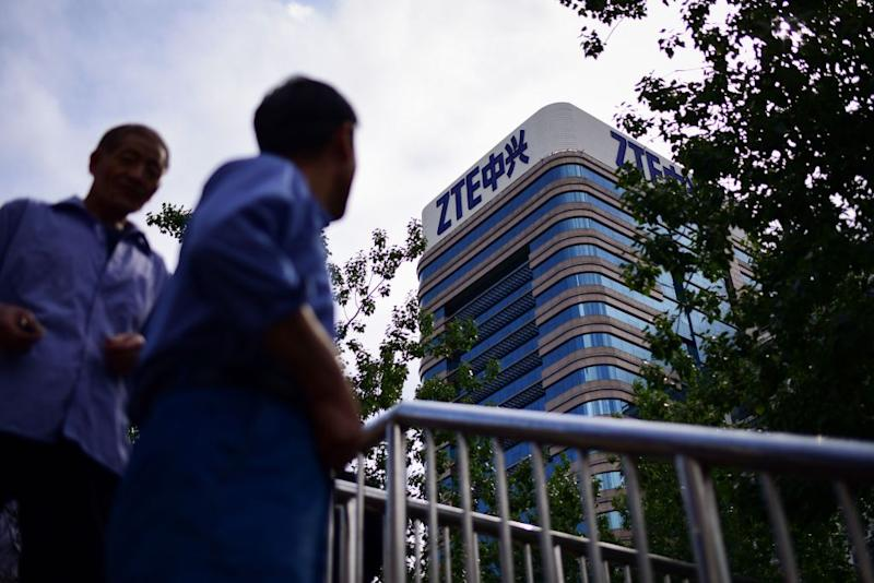 President Trump agreed with China's ZTE to lift a trade ban in exchange for $1.4 billion in fines. Congress is pushing back.