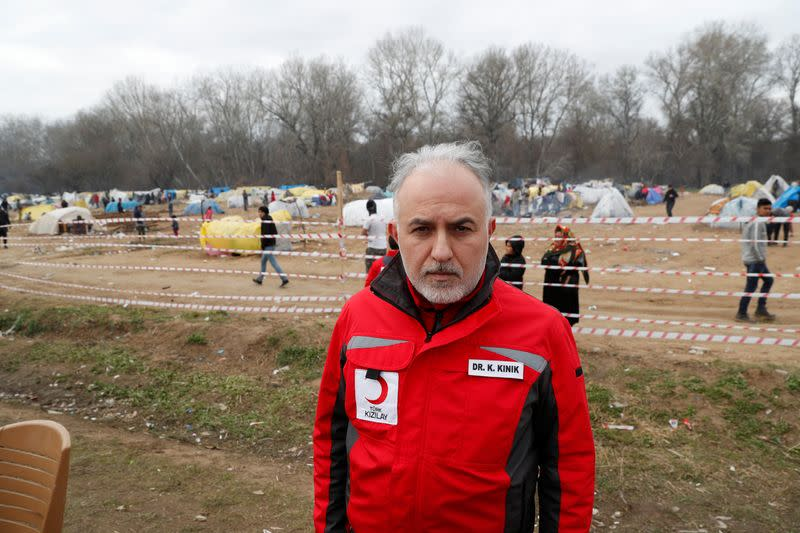 Head of Turkish Red Crescent says condemned tweet was not homophobic