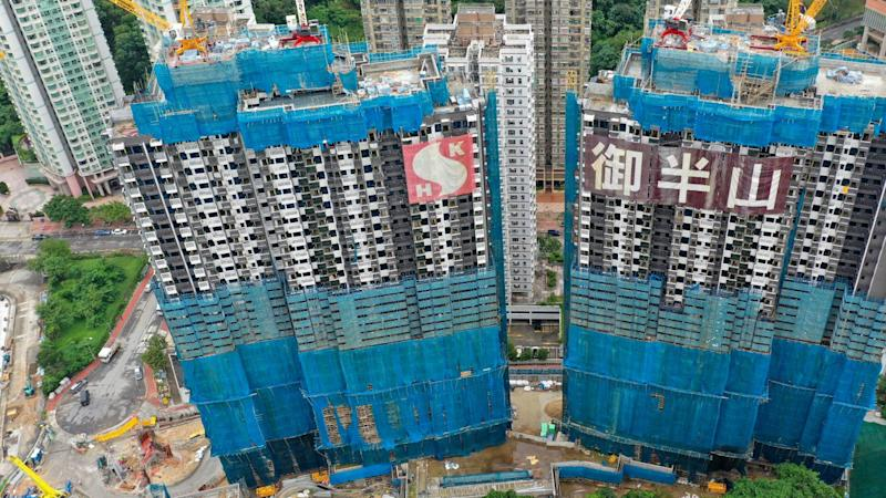 Sun Hung Kai among top Hong Kong developers defying sour sentiment to bid for smallest plot government has put on sale since 2014