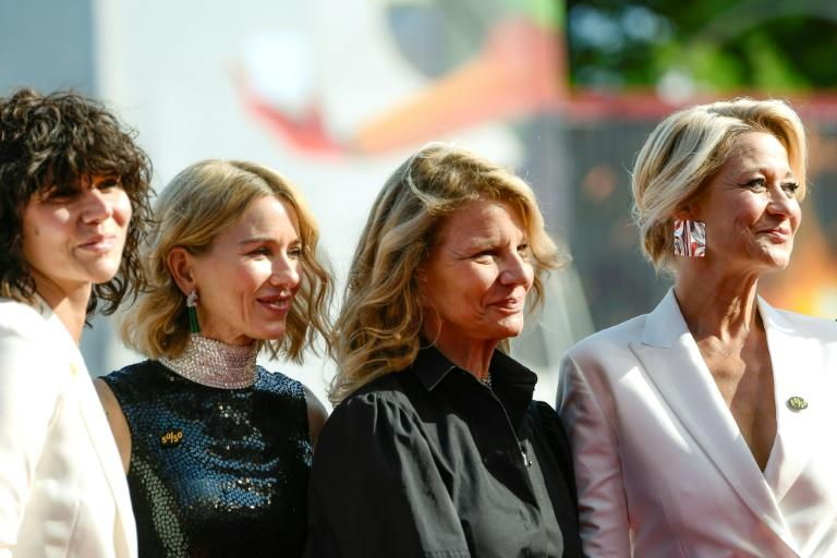 Female members of the competition jury for this year's Venice Film Festival include Polish director Malgorzata Szumowska, English actress Naomi Watts, French actress and director Nicole Garcia and Danish actress Trine Dyrholm