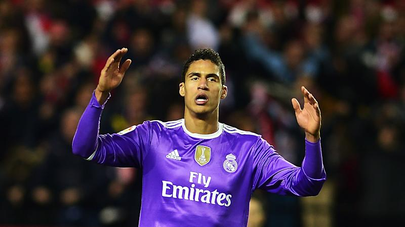 Varane explains Man Utd snub