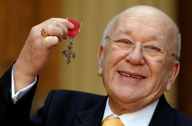 Roy Barraclough has passed away aged 81