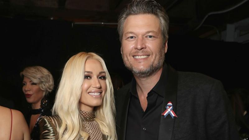 Blake Shelton Says He and Gwen Stefani Are More Than Just Dating