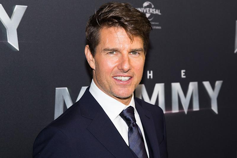 Tom Cruise's Ankle Is 'Still Broken' After Mission: Impossible 6 Stunt: 'I Have to Keep Going'