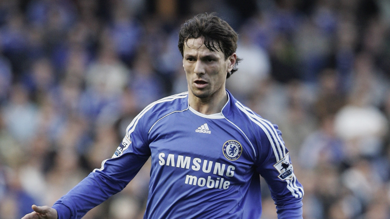 'I guess the kit man set me up' - Boulahrouz reveals why he had No. 9 shirt at Chelsea