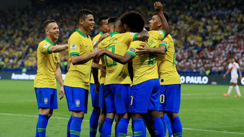 Brazil boss Tite: Peru rout 'one of our best games'