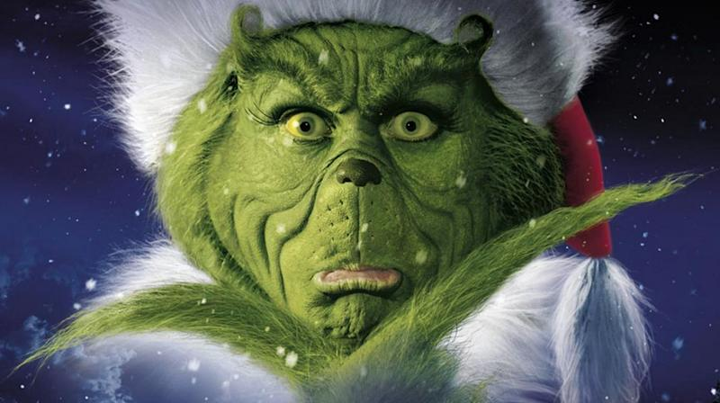 Everyone loves the Grinch in the end, don't they?
