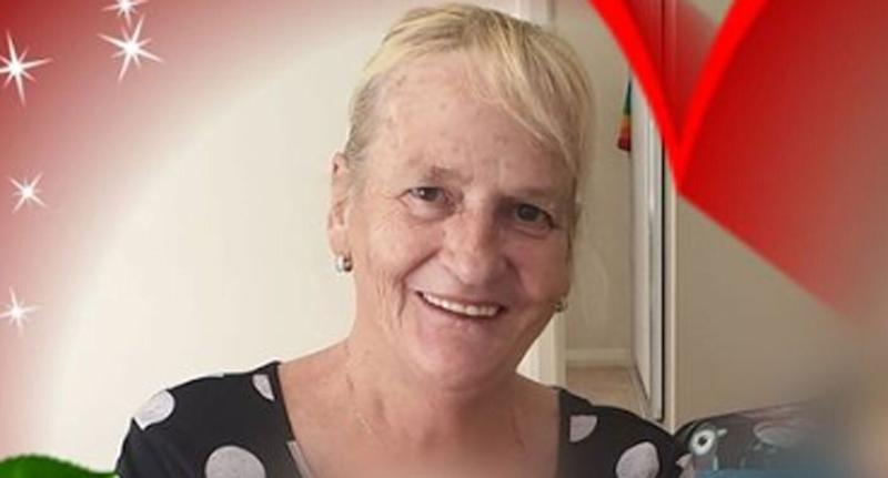 Pictured is Lynette Williams. The 69-year-old crashed off the Princes Highway at Kianga down an embankment.