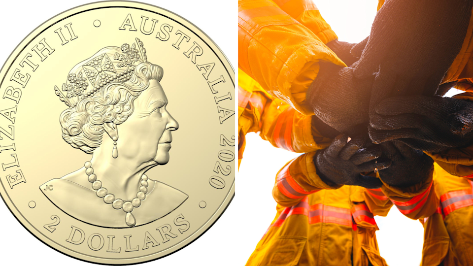 Heartbreaking message behind new $2 Aussie coin. Source: Royal Australian Mint