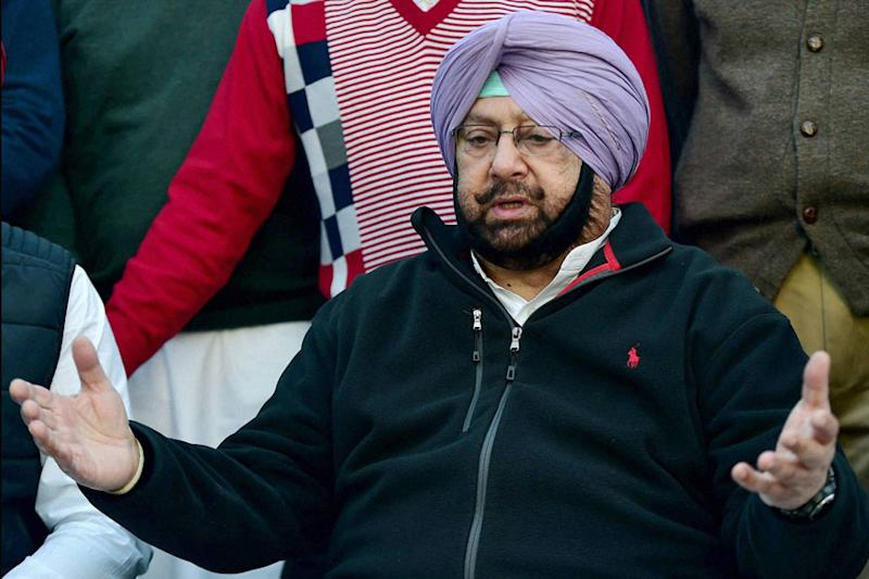 'Time They Clarified Stand on Alliance': Amarinder Slams Akali Dal for 'Double Standards' on CAA & NRC
