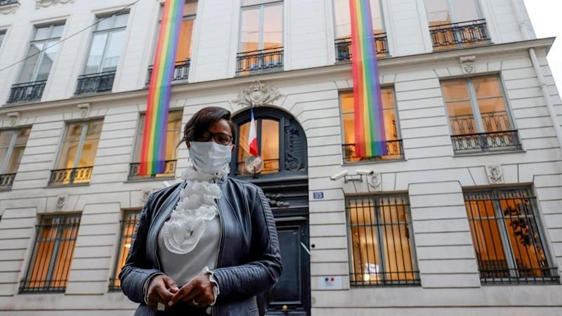 French government unveils national plan to combat hatred against LGBT people