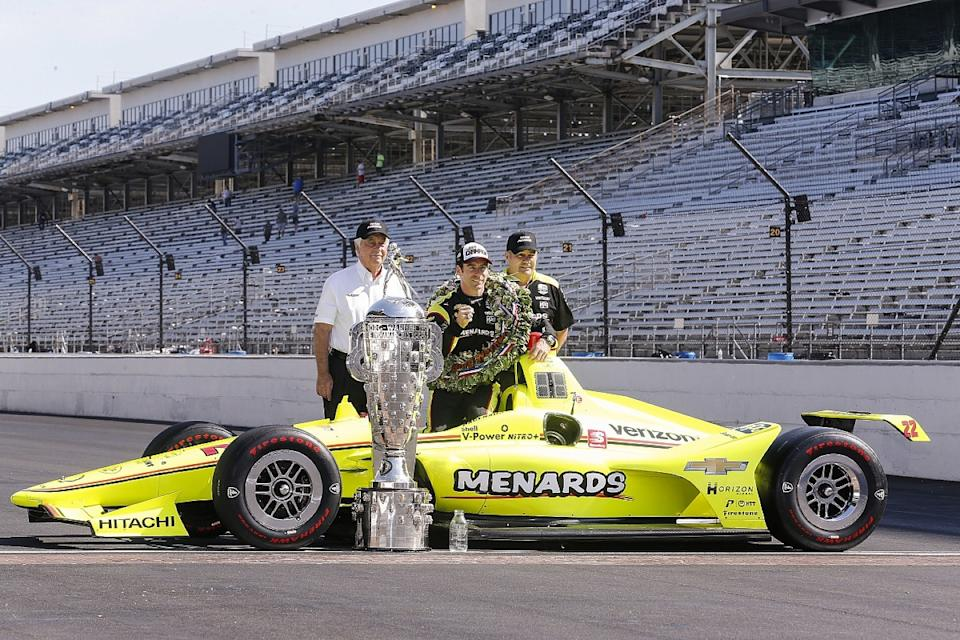 Penske plays down conflict of interest in Indy deal