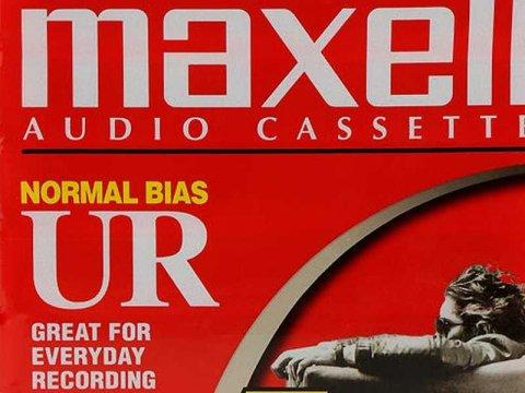 maxell tapes