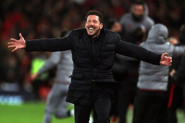 Liverpool v Atletico Madrid – UEFA Champions League – Round of 16 – Second Leg – Anfield