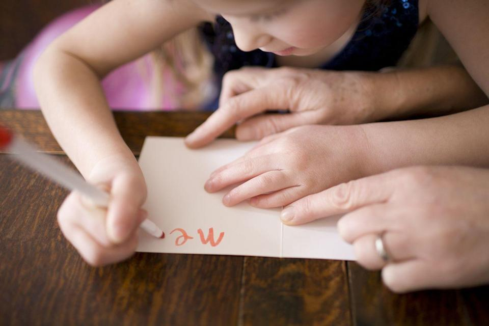 """<p>Sorry, dad. Hallmark sold 141 million cards for Mother's Day <a href=""""https://www.readersdigest.ca/home-garden/tips/13-fun-facts-fathers-day/"""" rel=""""nofollow noopener"""" target=""""_blank"""" data-ylk=""""slk:in 2016"""" class=""""link rapid-noclick-resp"""">in 2016</a> and only 93 million cards for Father's Day.</p>"""