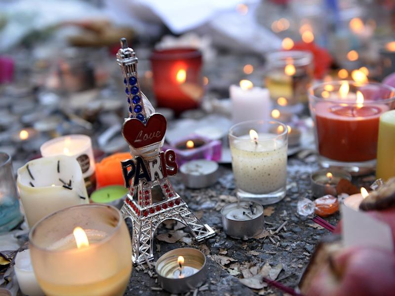 130 people were killed in the November 2015 Paris attacks, including 15 at Le Carillon: AFP/Getty Images