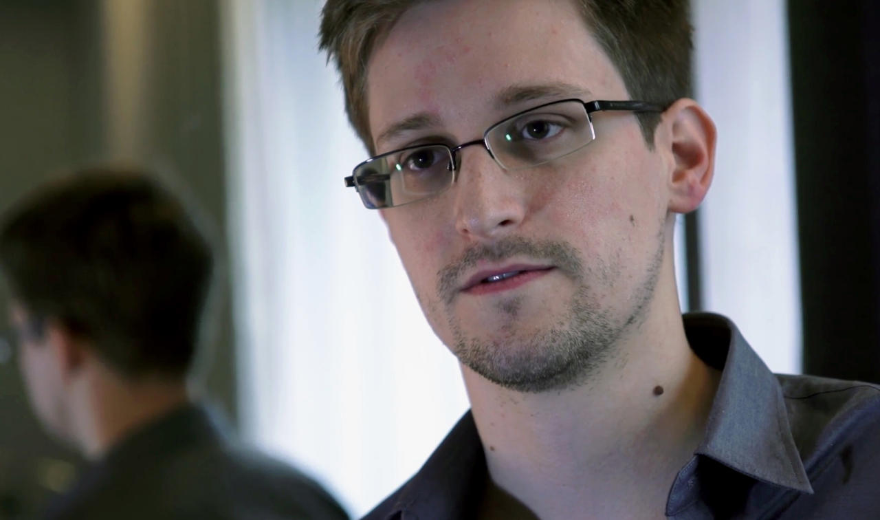 This photo provided by The Guardian Newspaper in London shows Edward Snowden, who worked as a contract employee at the National Security Agency, in Hong Kong, Sunday, June 9, 2013. The man who told the world about the U.S. government's gigantic data grab also talked a lot about himself. Mostly through his own words, a picture of Edward Snowden is emerging: fresh-faced computer whiz, high school and Army dropout, independent thinker, trustee of official secrets. And leaker on the lam. (AP Photo/The Guardian) MANDATORY CREDIT