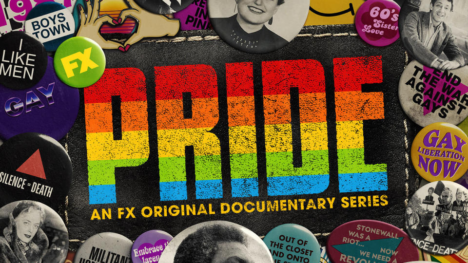 'PRIDE' chronicles the fight for gay civil rights in America throughout the second half of the 20th century. (Disney/FX)