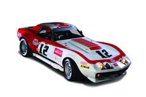 Most Victorious Corvette in History to Cross the Block at Barrett-Jackson Scottsdale