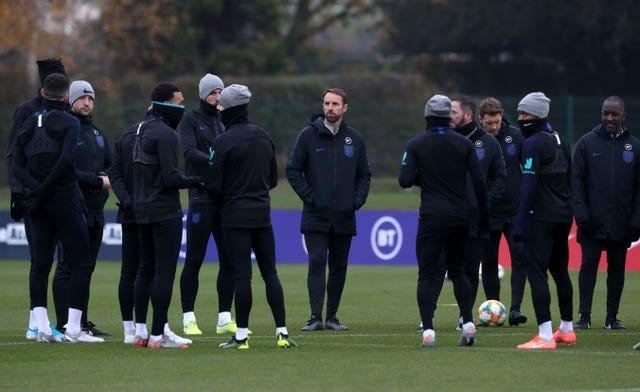 Gareth Southgate is wary of the need to balance preparation with rest this summer