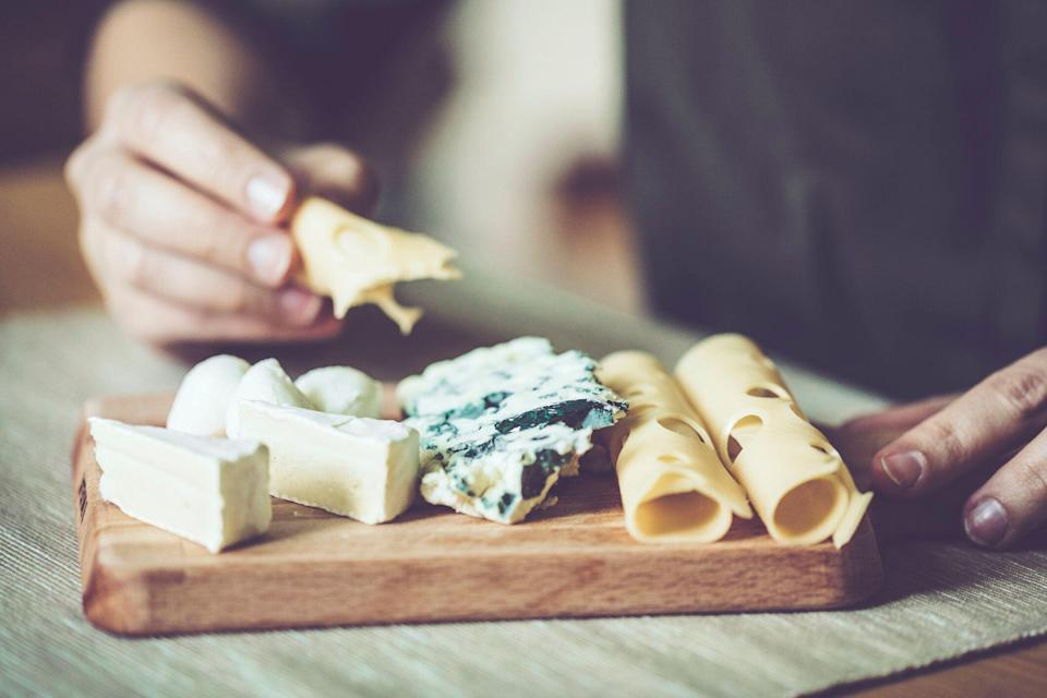 What happens to your body when you eat a lot of cheese? [Photo: Getty]