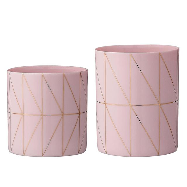 The perfect way to add a <span>touch of blush</span> to your home. <span>Shop them here</span>.