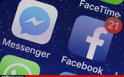 Facebook App - Credit: Chesnot/Getty Images Europe